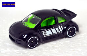 Hot-Wheels-VW-Beetle-Cup-Black-Exclusive-set-car-New-Mint-Loose-VHTF