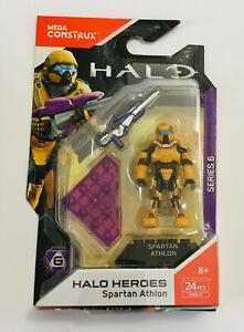 MEGA Construx Halo Heroes Spartan Athlon (Series 6) (FMM74) (NISB)