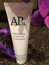 Nu skin nuskin Authentic AP-24 Whitening Fluoride Toothpaste 4.0oz - Exp 04/2021