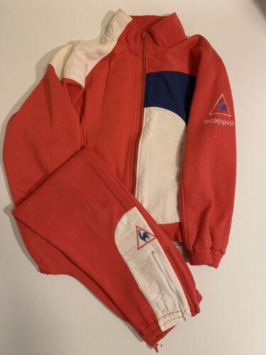 Le Coq Sportif Sweatsuit Size Small
