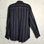 Britches-Dark-Blue-Striped-Long-Sleeve-Dress-Shirts-Men-039-s-XL-LOT-OF-2 thumbnail 4