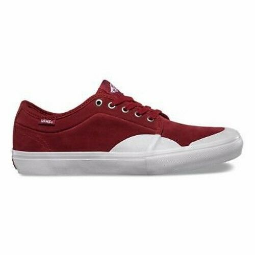 VANS Men Red Chukka Low Top Suede Skate Skateboarding SNEAKERS Shoes 8.5  for sale online  698f8020e