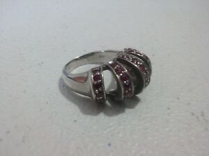 925-STERLING-SILVER-RED-RUBY-COCKTAIL-RING-US-7-25-UK-O-1-2