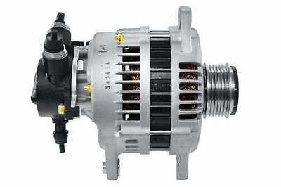Alternator 100 Ah Opel Meriva 1.7 Cdti 74 Kw = 100 Hp Bj.2003-2011 Genuine