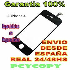 PANTALLA  TACTIL PARA IPHONE 4 4G 4S DIGITALIZADOR CRISTAL TOUCH SCREEN A+