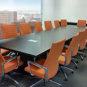 ESPRESSO MODERN CONFERENCE ROOM TABLE Foot Or Ft - 8 foot office table