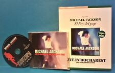 Michael Jackson Full Collection Limited Edition 10 CD DVD Book The King of Pop