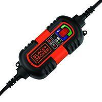 Black & Decker Bm3b 6v And 12v Battery Charger / Maintainer