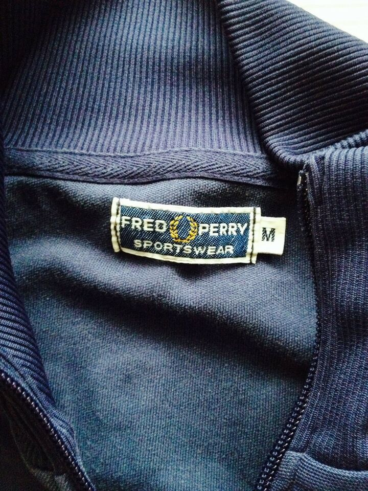 Trøje, Fred Perry, Fred Perry