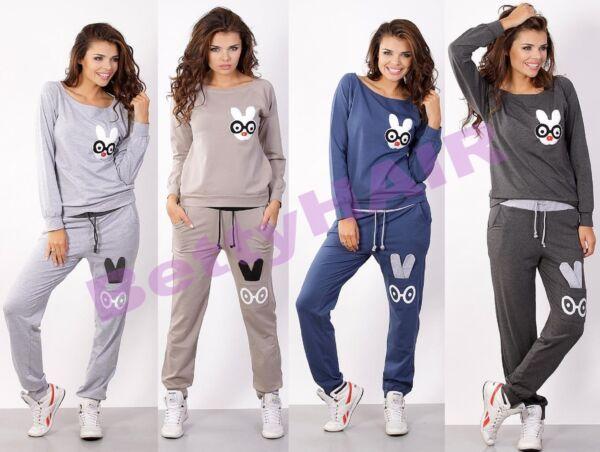 ????Sweatshirt + Hose, Hoodies + Hose, Jogginganzug DAS HAT NICHT JEDER gr.32 – 40