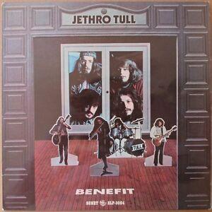 Jethro-Tull-Benefit-1970-Near-Mint-33-giri-vinile-PROG-ROCK-NUOVO