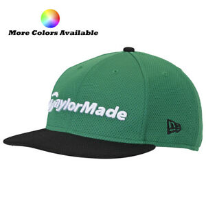 14c41c69dd107 New TaylorMade Golf 2017 Performance New Era 9Fifty Adjustable Hat ...