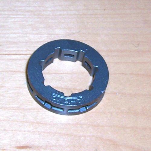 Rueda dentada cadenas anillo piñón adecuado Jonsered cs2171 cs2071 cs2063 motor Sierra nuevo