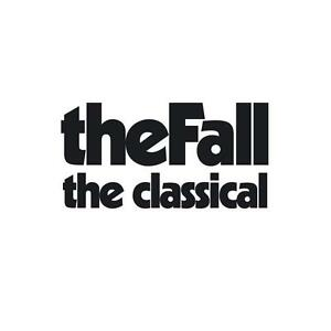 The-Fall-180-Gram-White-Vinyl-LP-The-Classical-Secret-SECLP139-UK-2016-M-M