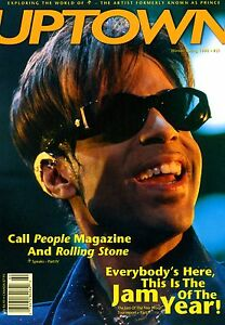 UPTOWN-31-The-best-PRINCE-magazine-Wi-Spring-1998-Per-Nilsen-amp-Co-free-CD
