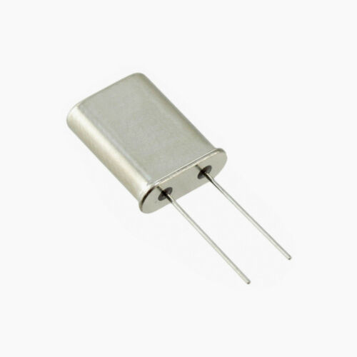 Crystal Quarz 30000kHz case HC-49U Passo 5mm 30 MHz