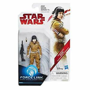 STAR-WARS-THE-LAST-JEDI-ROSE-RESISTANCE-TECH-NEW-FORCE-LINK-3-75-INCH