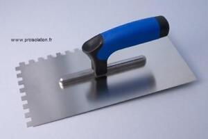 0231-Paleta-PROFI-II-Dientes-4-x-4-mm-Manga-bi-material-con-estampada