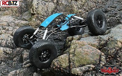 Laborioso Rc4wd Bully Ii Moa Competizione Crawler Kit Z-k0056 Comp Rock Rig M. O. A Rc Smoothing Circulation And Stopping Pains