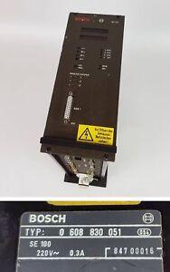 Beliebte Marke Pp4778 Bosch Se 100 0608830051 Reinweiß Und LichtdurchläSsig Automation, Antriebe & Motoren