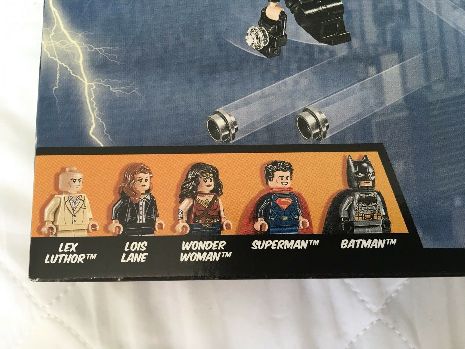 LEGO DC Comics Super Heroes 76046 Heroes Of Justice  Sky High Battle BNISB