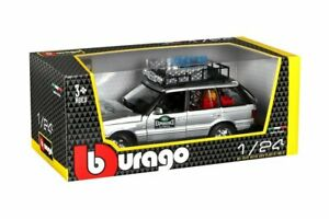 BURAGO-1-24-Range-Rover-SE-Diecast-Model-18-22061-NEW-NEVER-REMOVED-MISB
