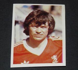 #194 NATTRASS MIDDLESBROUGH BORO DAILY STAR FOOTBALL ENGLAND 1980-1981 PANINI Pp5mw3Ny-09101742-902109343