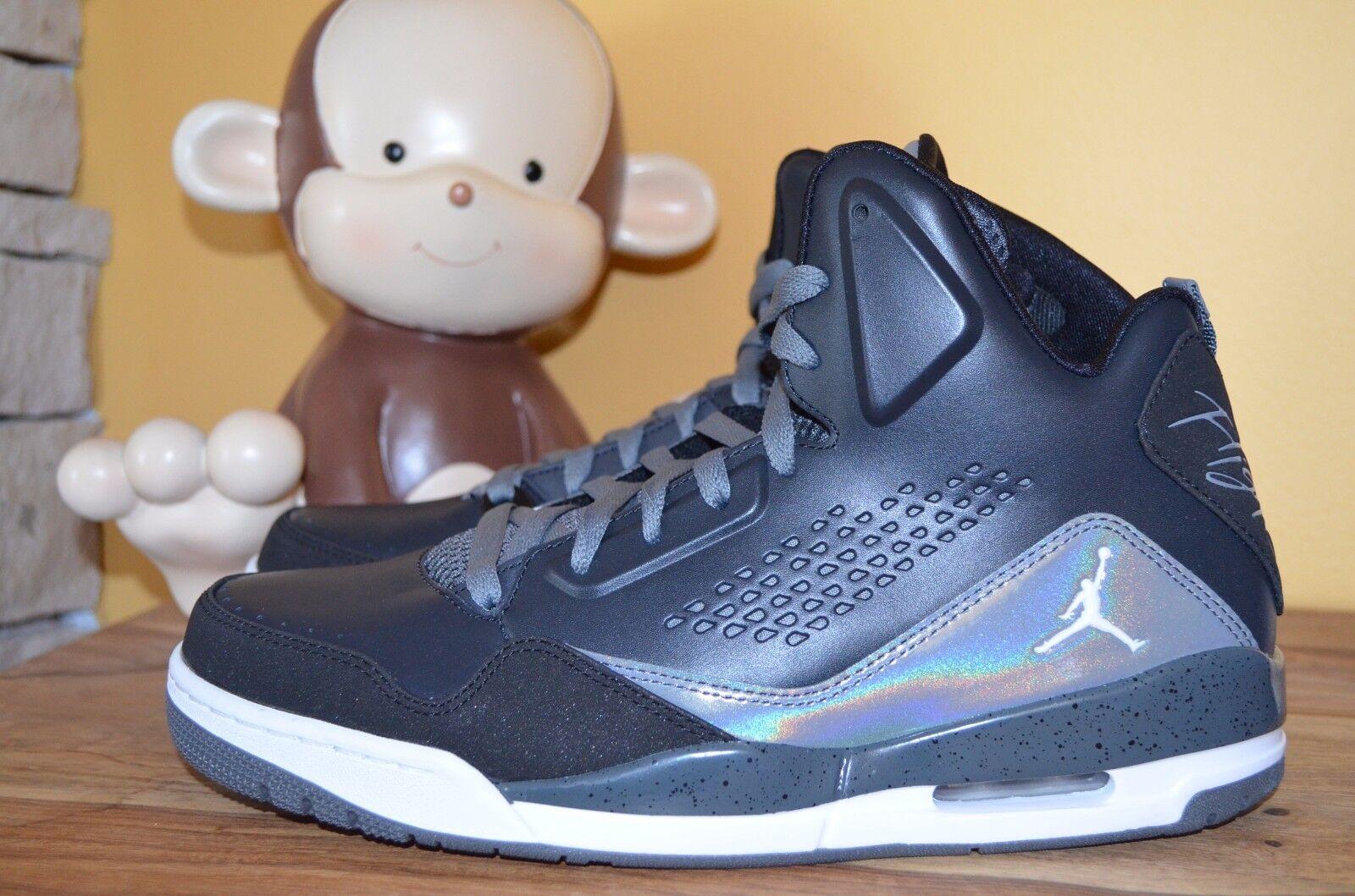 Nuevo JORDAN SC-3 Baloncesto Zapato Negro gris Frío blancoo 453640-002