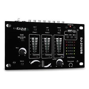 TABLE-DE-MIXAGE-IBIZA-SOUND-DJ-21-USB-BATTLE-MIXER-DJ-PA-2-3-CANAUX-TALKOVER-MIC