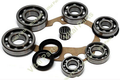 Fits Nissan XTerra 5SPD Transmission Rebuild Kit with Synchros FS5W71C 2000-ON