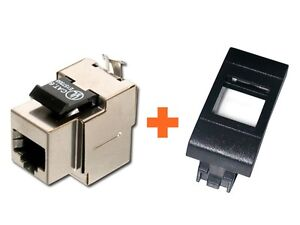 Schema Cablaggio Presa Rj45 : Presa rete cat.6 stp compatibile bticino living international rj45