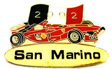 AUTO FORMEL1 Pin / Pins - FERRARI SAN MARINO 2002 [2085A]