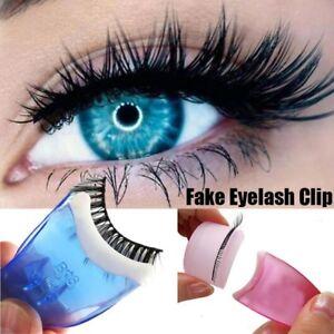 d4f0fac8311 False Eyelash Applicator Fake Eye Lashes Tool Clip Tweezer Cosmetic ...