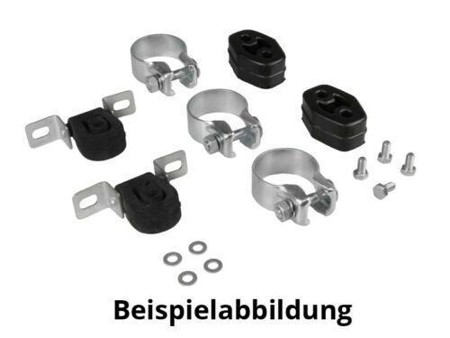kfzteile24Mittelschalldämpfer Auspuff Inkl Montagesatz u.a für TOYOTA