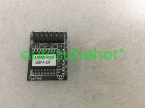 For used ASUS ASMB6-iKVM remote management module supports Z9PE-D16 Z9PE-D8 WS
