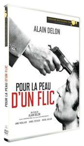 Pour-la-peau-d-039-un-flic-DVD-NEUF-SOUS-BLISTER-Alain-Delon-Anne-Parillaud