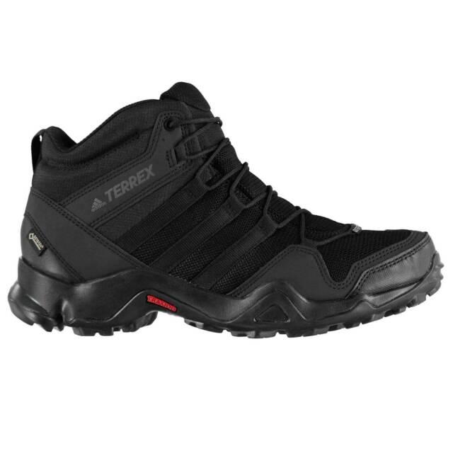 adidas Mens TERREX AX2R Mid GTX Outdoors Walking Hiking Shoes
