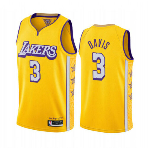 Basketball Sporting Goods Anthony Davis #3 Los Angeles LA Laker ...