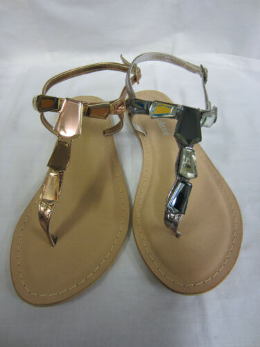 Ladies Leather Collection Sandals F0897