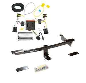 details about draw tite class 1 trailer receiver hitch & wiring for fiat 500  fiat trailer wiring #12
