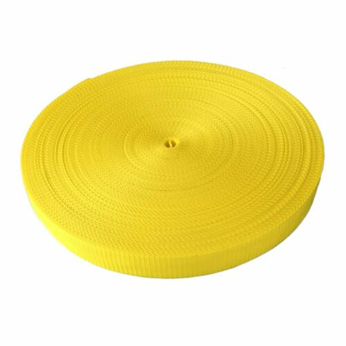 1m Gurtband 10 mm viele Farben Taschenband Trageband Tragegurt Rolladenband
