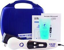 US Pro 2000 2nd Edition Ultrasonido Portatil Terapeutico Profesional