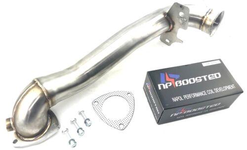07 Exhaust Downpipe Mini Cooper S 1.6L Turbo R56 R57 R58 R59 JCW Roadster R60
