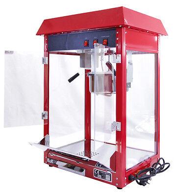 Popcorn Maker Machine / 8 Ounce Large Popcorn Making Popping Corn Kernels