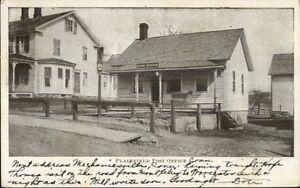 Plainfield-CT-Post-Office-c1905-Postcard