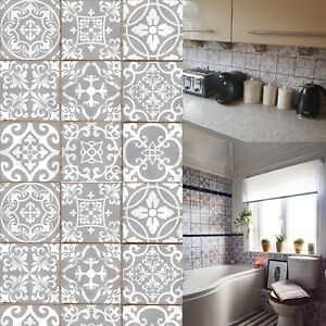 Wall Tile Mosaic Style Moroccan