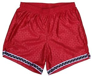 Don Alleson Red Triangle Polyester Soccer Shorts Men/'s 2XL