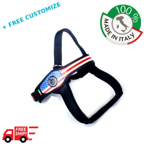 PRIMO FOR BIG DOGS 100/% MADE IN ITALY DOG HARNESSES TRE PONTI MOD