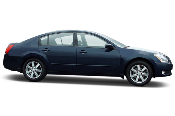 Nissan Maxima side view