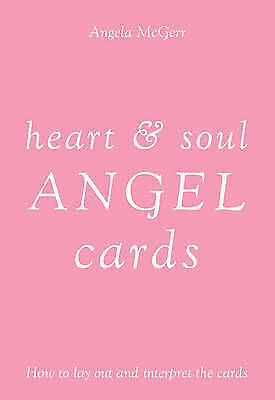 (Good)-Heart and Soul Angel Cards (Hardcover)-Angela McGerr-1844003345